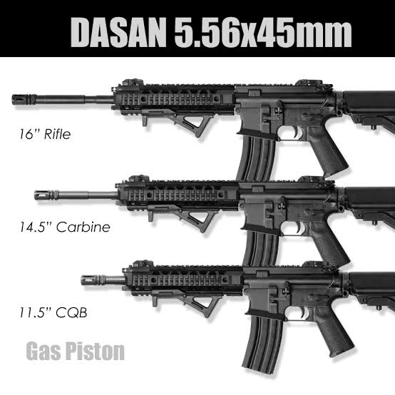 Dasan Rifle