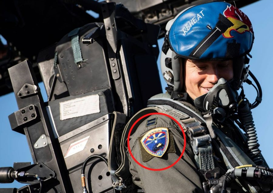 F-15E Pilot with Russian patch_Airspace Review