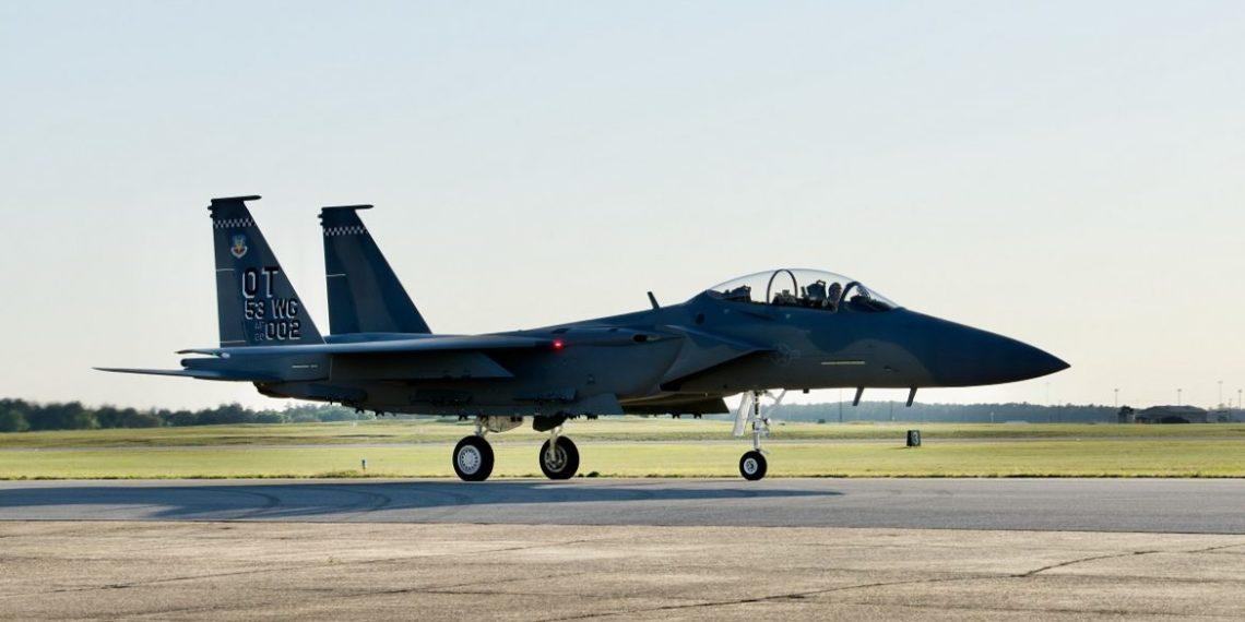 F-15EX kedua