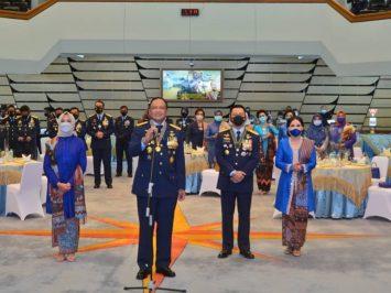Fadjar HUT TNI AU ke-75