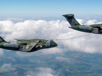 KC-390 Air Refueling