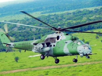 Mi-35M FAB