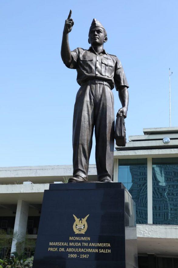 Monumen Prof Abdulrachman Saleh