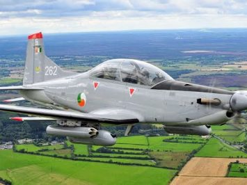 PC-9M Irish Air Corps