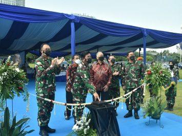 Panglima TNI resmikan monumen Prof Abdulrachman Saleh