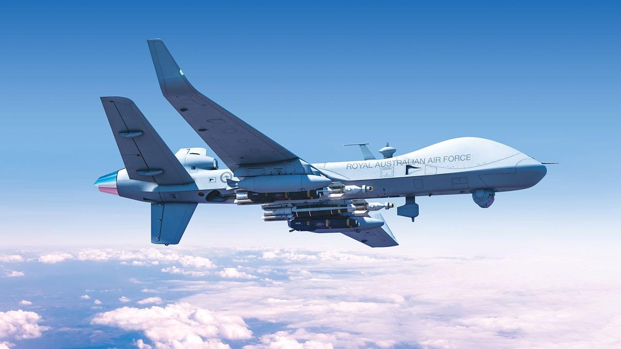 RAAF MQ-9 Reaper