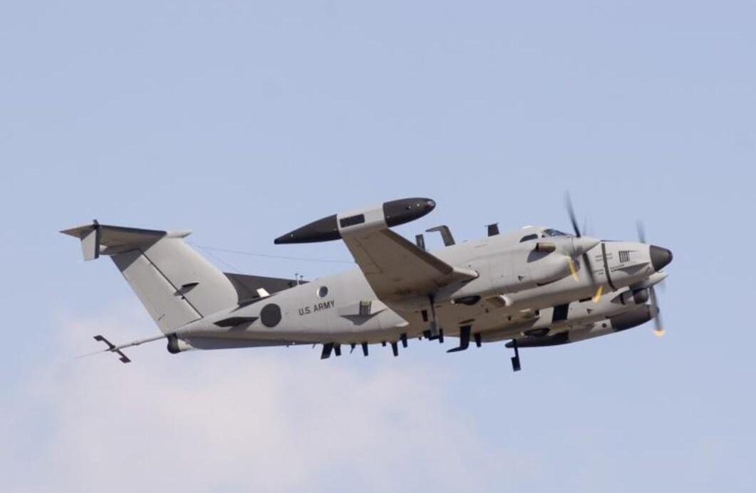 RC-12X Guadrail