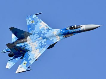 Su-27_Ukraine Air Force
