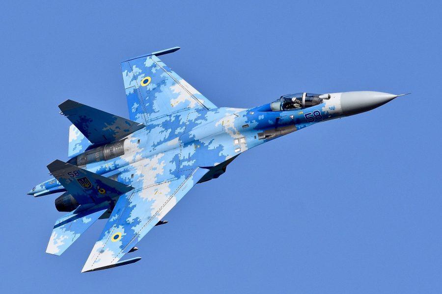 Su-27_Ukraine Air Force
