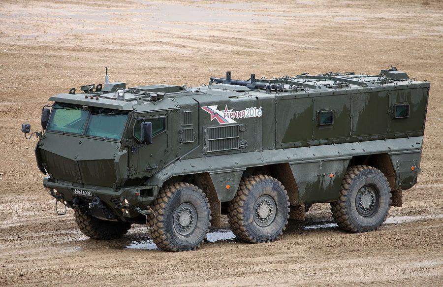 Typhoon-K MRAP