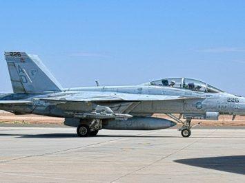 VFA-106-FA-18F Super Hornet
