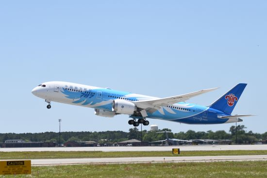 China Southern Airlines terima pesawat Boeing 787 Dreamliner ke-1.000