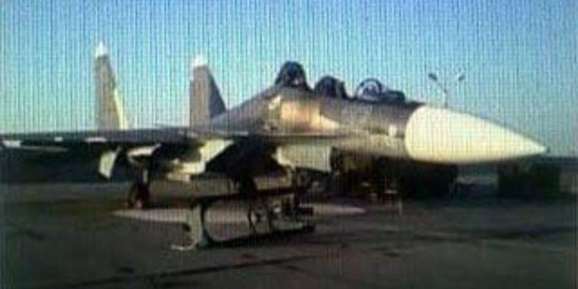 2 Su-30SM pilots-Eject