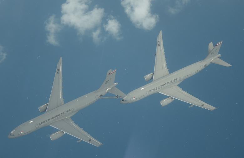 A330 MRTT AAR to A330 MRTT