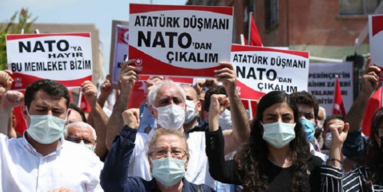 Ataturk Dusmani NATO
