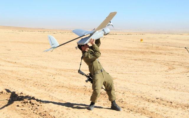Elbit Skylark UAV