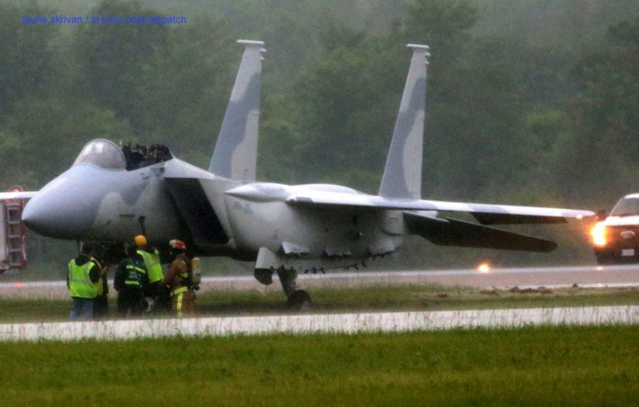 F-15QA alami insiden