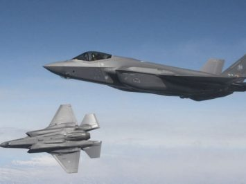 F-35A Italian Air Force