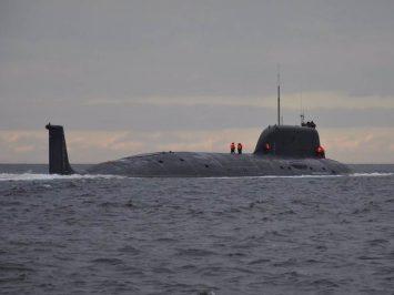 Kazan Submarine