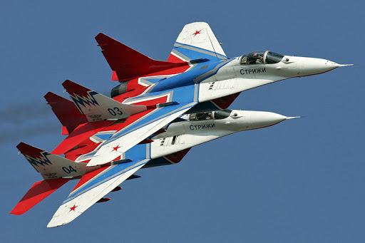 MiG-29 Strizhi