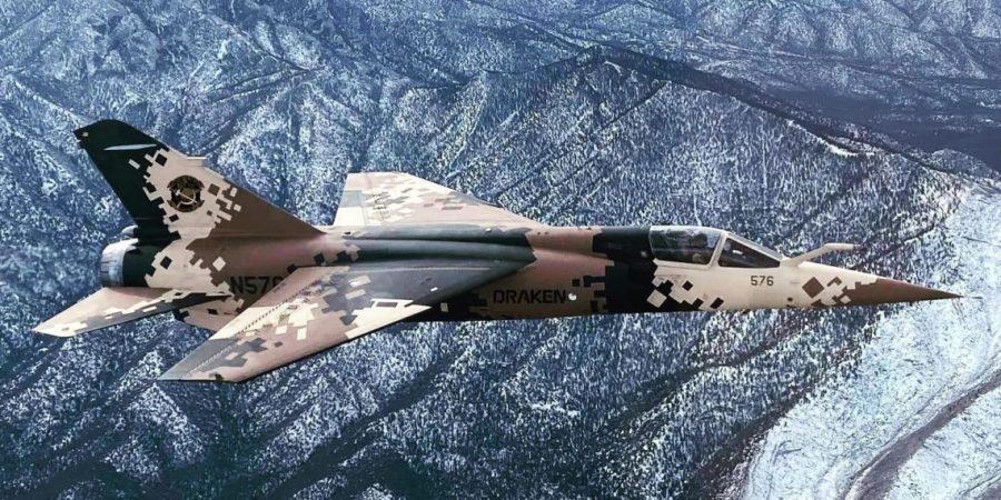 Mirage F1M Draken