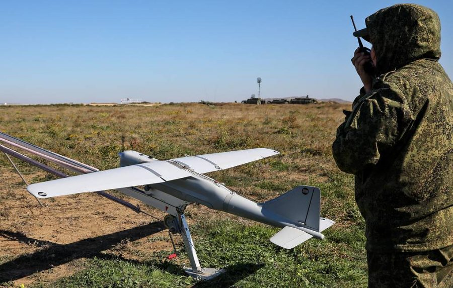 Orlan drone