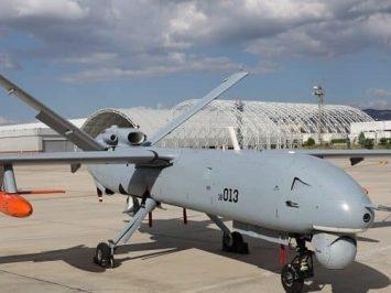 Simsek drone