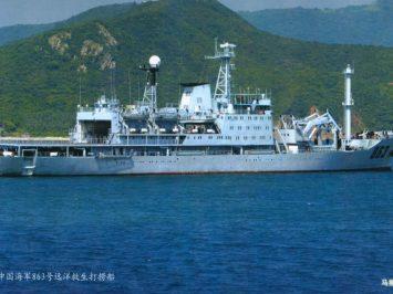 Bantu Indonesia, 3 kapal China akan angkat KRI Nanggala dari dasar laut
