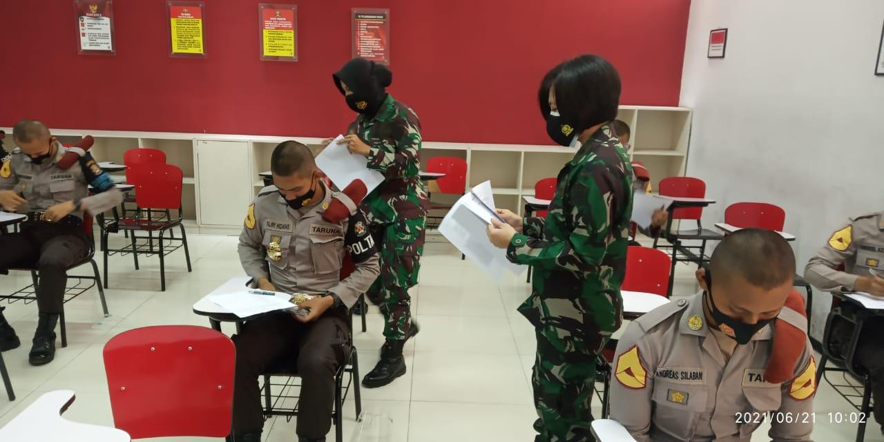 Evaluasi mutu lulusan pendidikan integratif Akademi TNI_2021