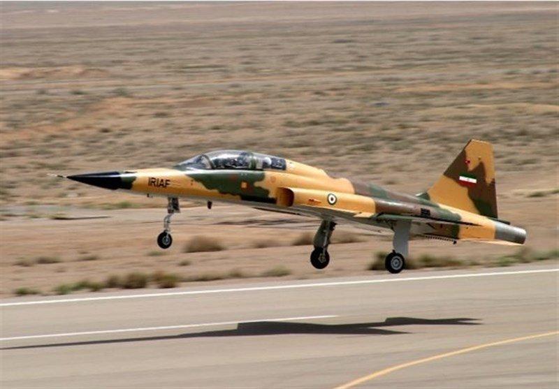 Iranian F-5F Tiger II