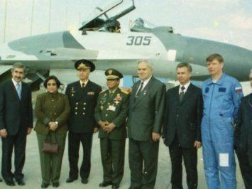 Megawati beli pesawat Sukhoi dari Rusia