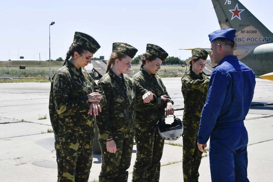 Pilot Wanita Rusia_3