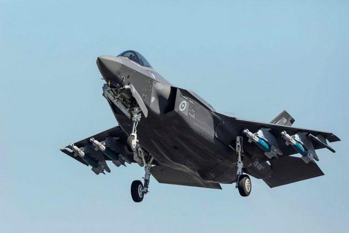RAAF F-35A Beast Mode