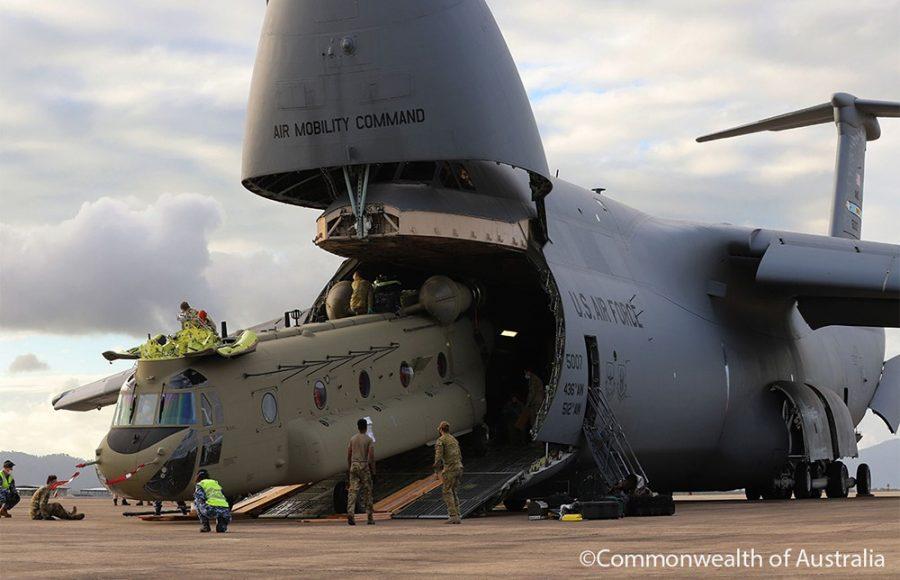 Australian Army CH-47F