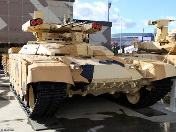 UralVagonZavod mulai pasok kendaraan tempur BMPT-72 Terminator 2