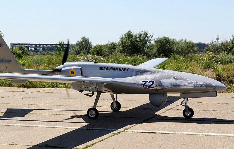 Bayraktar TB2_Ukrainian Navy