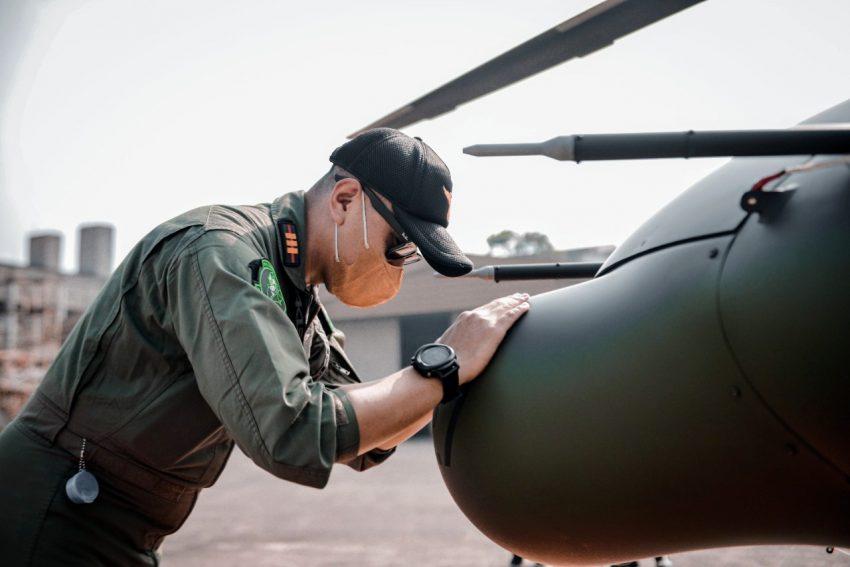 Bell 412EPI Penerbad