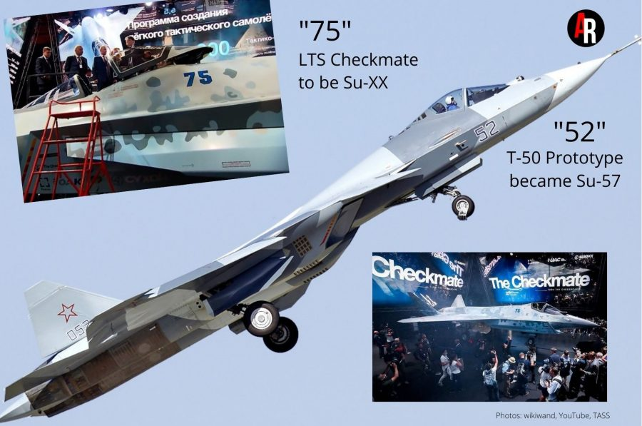 Checkmate and Su-57
