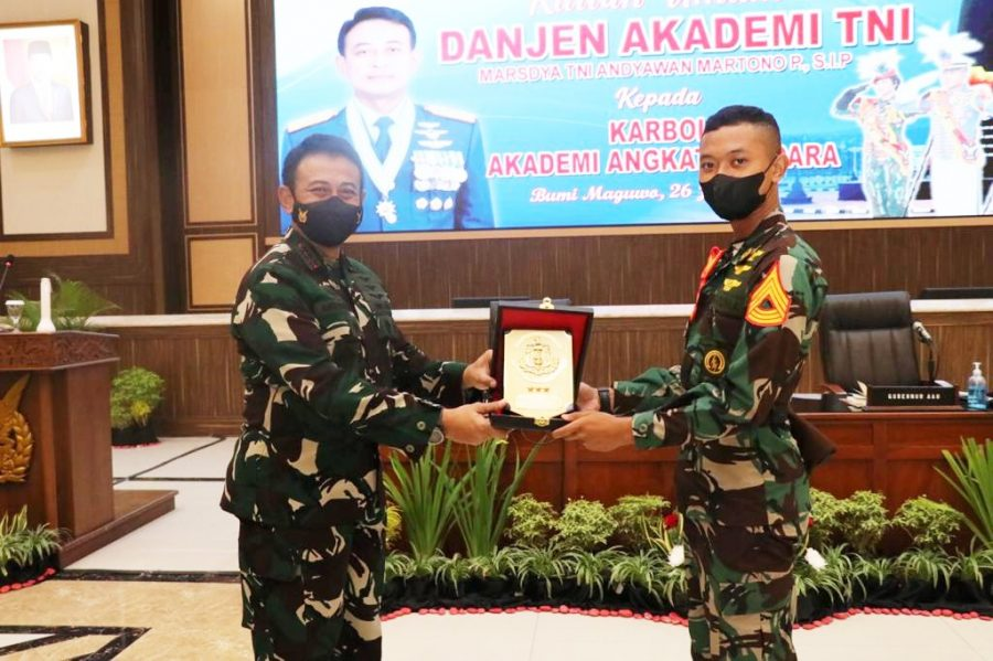 Danjen Akademi TNI Marsdya TNI Andyawan Martono Putra_3