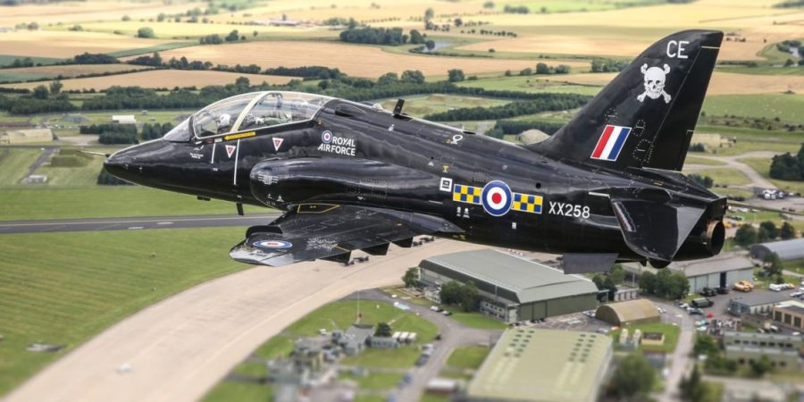 RAF Hawk T1