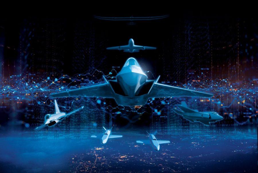 Konsep jet tempur masa depan Tempest_1