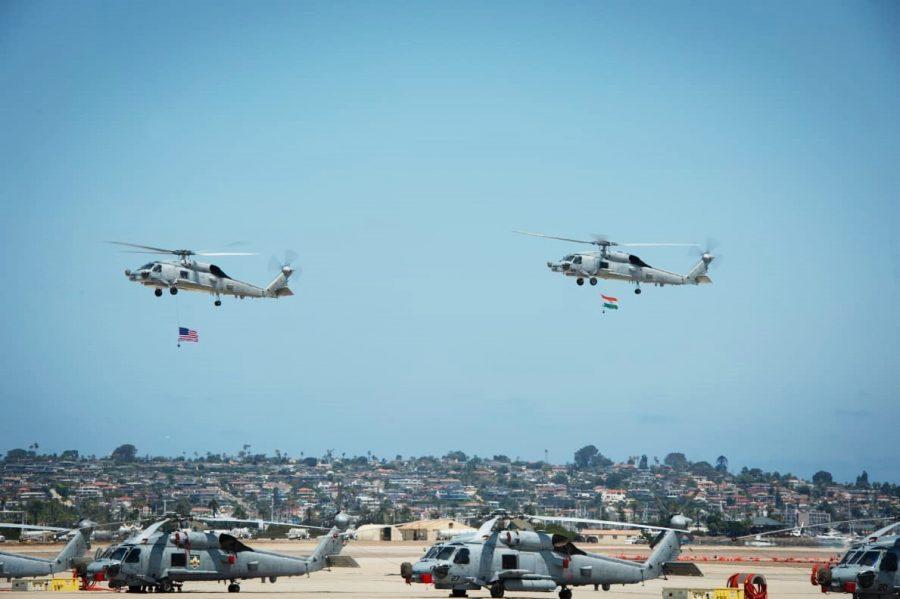 MH-60R Angkatan Laut India