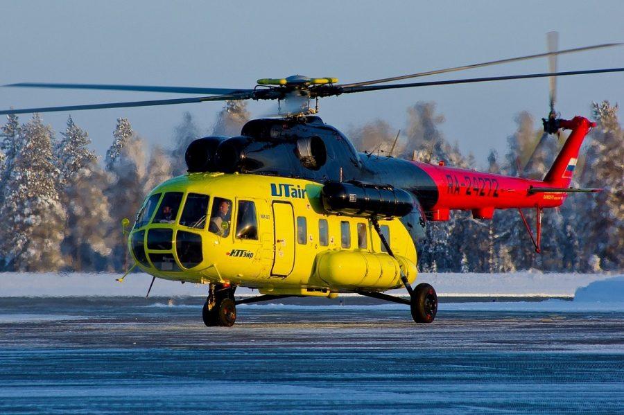 Mi-8P UTair