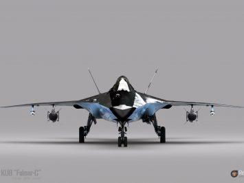 New MiG Aircraft rendering