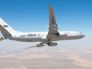 AL India telah menerima pesawat Boeing P-8I Poseidon ke-10