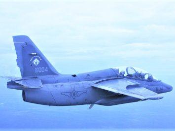 PAF S-211 No._004_in_Flight