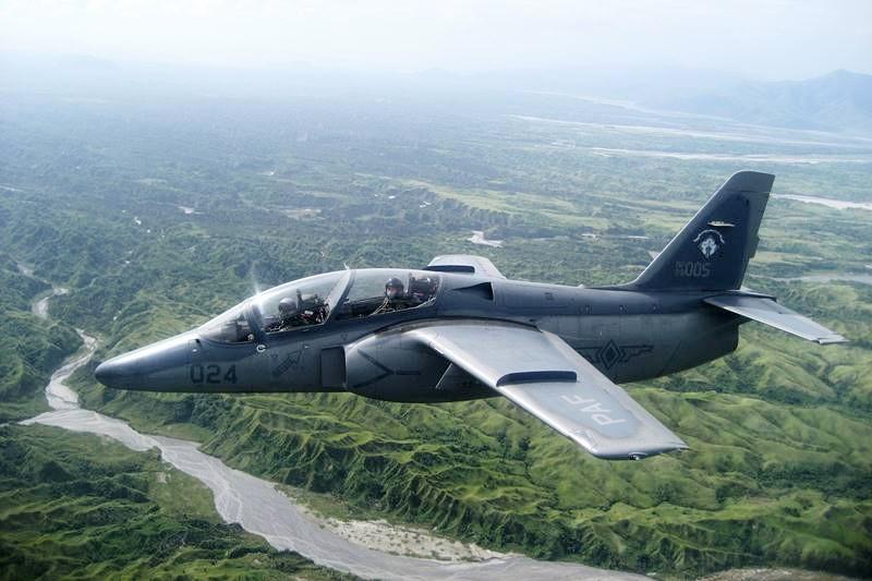 PAF S.211 jet