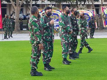 Panglima TNI resmikan Lapangan Putra Angkasa