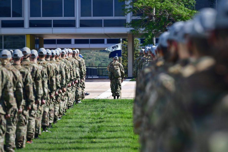 Pelaksanaan Basic Cadet Training di USAFA 2021
