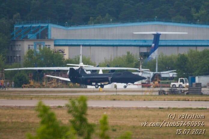 Pesawat tempur ringan baru Rusia_